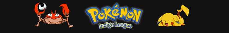 Pokemon Indigo League | pokemonepisodes.nl