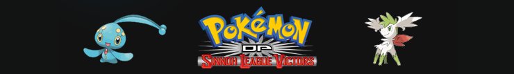 Pokemon Season 13 Pokemon Diamond and Pearl Sinnoh League Victors
