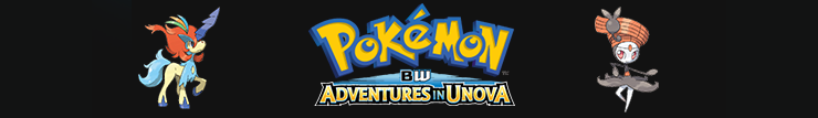 Pokemon BW Avonturen in Unova | pokemonepisodes.nl