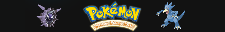 Pokemon Season 2 Pokemon Orange League