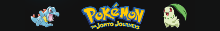 Pokemon Season 3 Pokemon The Johto Journeys