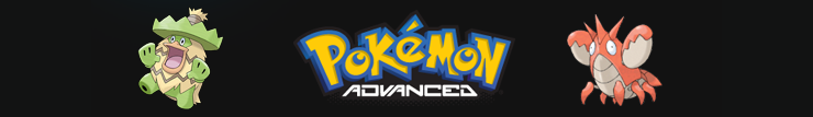 Pokemon Season 6 Pokemon Advanced
