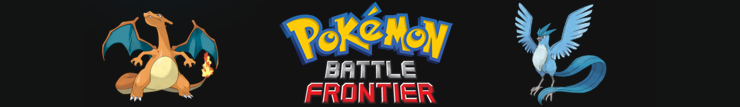 Pokemon Battle Frontier | pokemonepisodes.nl