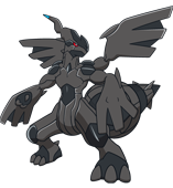 Pokemon Zekrom
